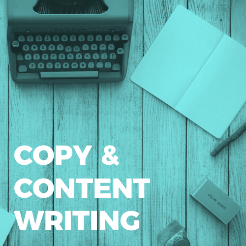 Copy and Content Writing in Springfield Missouri